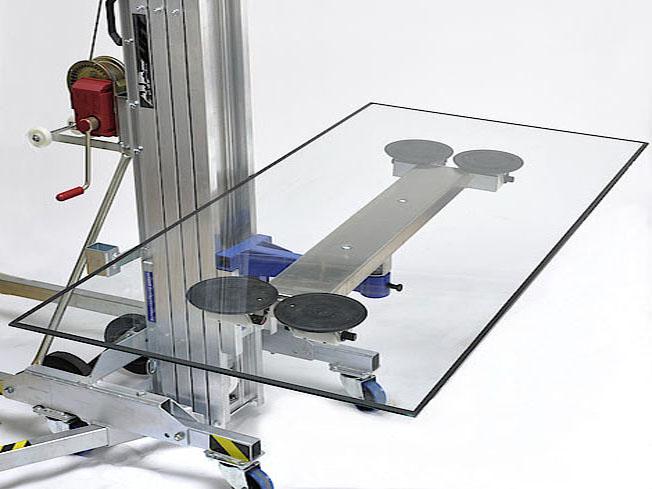 Elevadores de carga for Ventosas para cristales